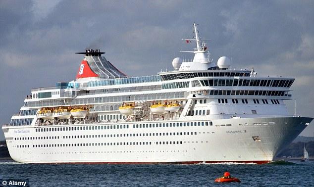 Cruise Line Norovirus Outbreak
